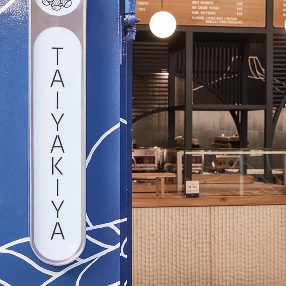 Taiyakiya, London